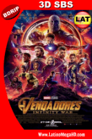 Avengers: Infinity War (2018) Latino Full 3D SBS BDRIP 1080P - 2018